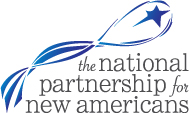 The New Americans Partnership logo